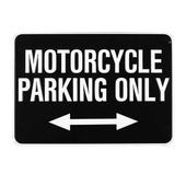 Табличка Парковка только для мотоциклов