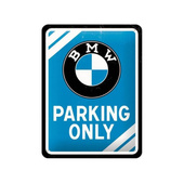 Табличка BMW Parking Only (15x20)